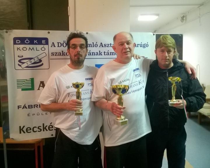 NB I.: 80 ponttal, bajnokveréssel ezüstérmes a DÖKE Komló