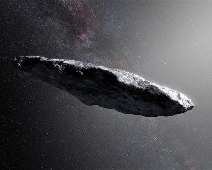 Különös alakú kozmikus objektum a nemrég felfedezett csillagközi aszteroida
