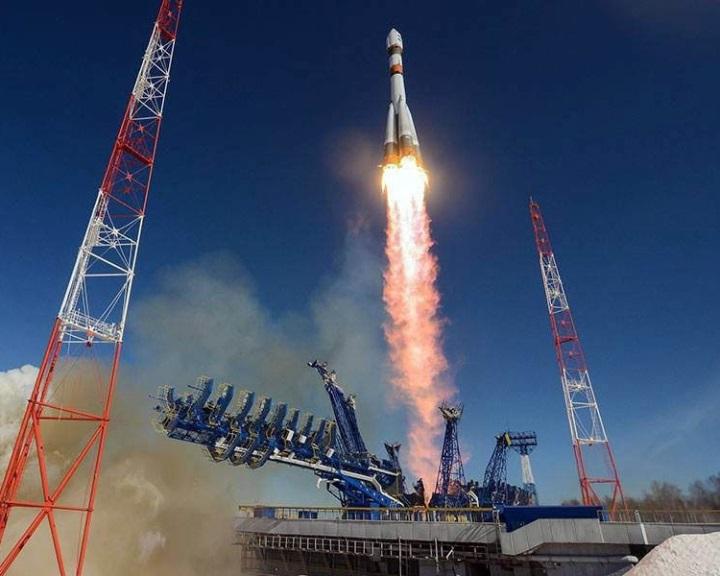 Másodszor bocsátottak fel űrhajót az orosz Vosztocsnij űrközpontból