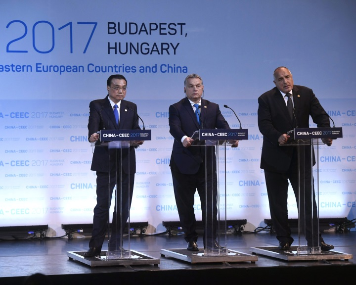 Kínai miniszterelnök: Kína prosperáló Európát szeretne látni