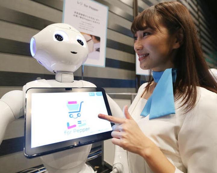 Robotok által támogatott társadalom épül Ázsiában