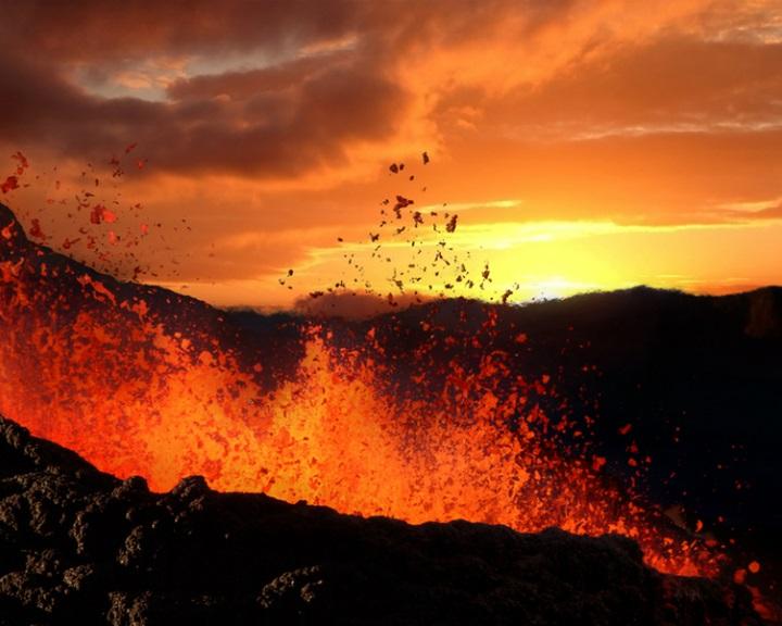 A világrengető vulkanikus szuperkitörések között a véltnél kevesebb idő telik el
