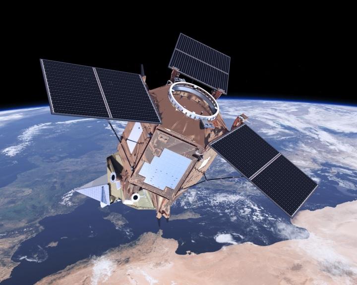 Elküldte első felvételeit a légszennyezettséget figyelő Sentinel-5P műhold