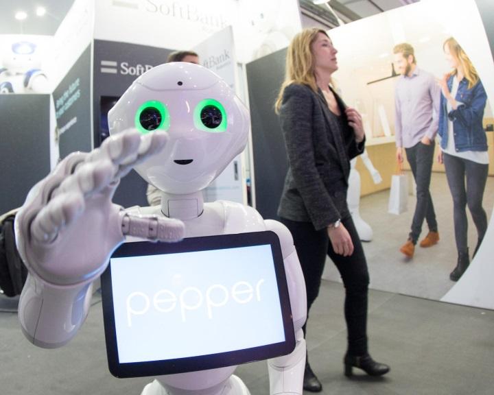 Egyelőre csak marketing eszközök a humanoid robotok