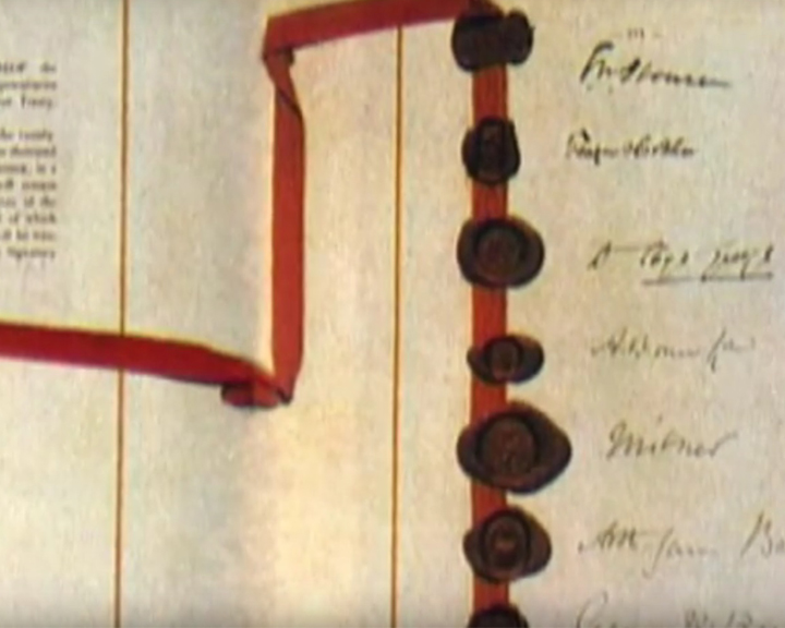 """Trianoni """"békeszerződés"""" hiteles példánya nem volt és mai napig sincs Magyarországnak"""