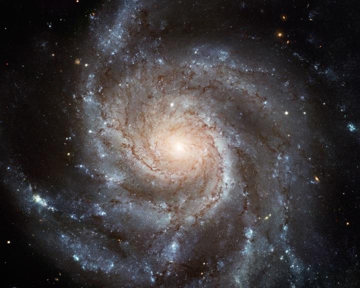Elégtétel száz év után: valóban látható a galaxisok forgása