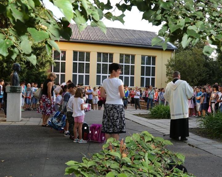 Megújul a Kodály általános iskola Komlón