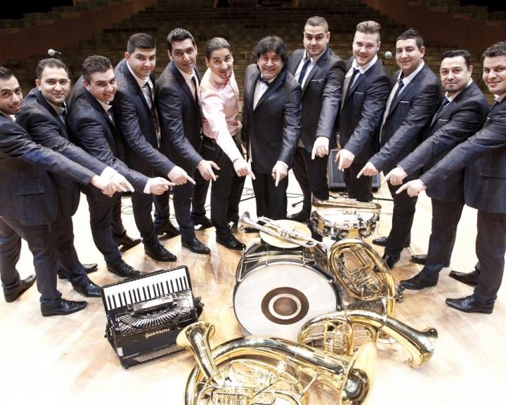 A Boban Markovic Orkestar újévi örömkoncert-sorozatra indul Magyarországon