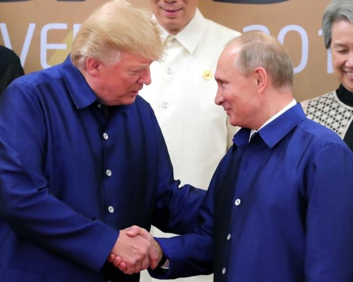 Putyin megköszönte Trumpnak a CIA-információt