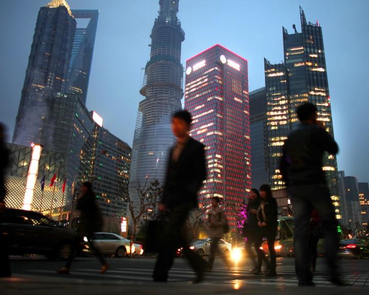 Kína 12 év múlva lehagyja az Egyesült Államok gazdaságát