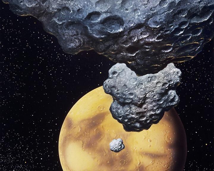 A csillagközi jég hordozhatja az élet titkát?
