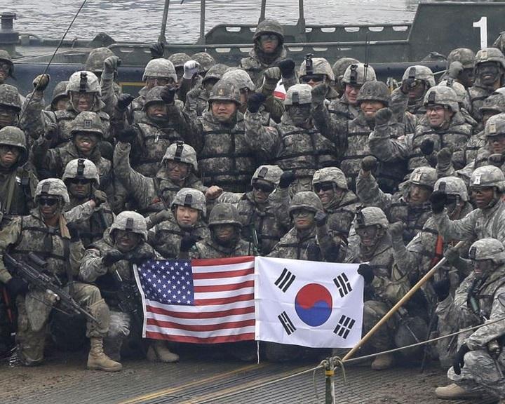 Elmarad a februárra tervezett amerikai-dél-koreai közös hadgyakorlat