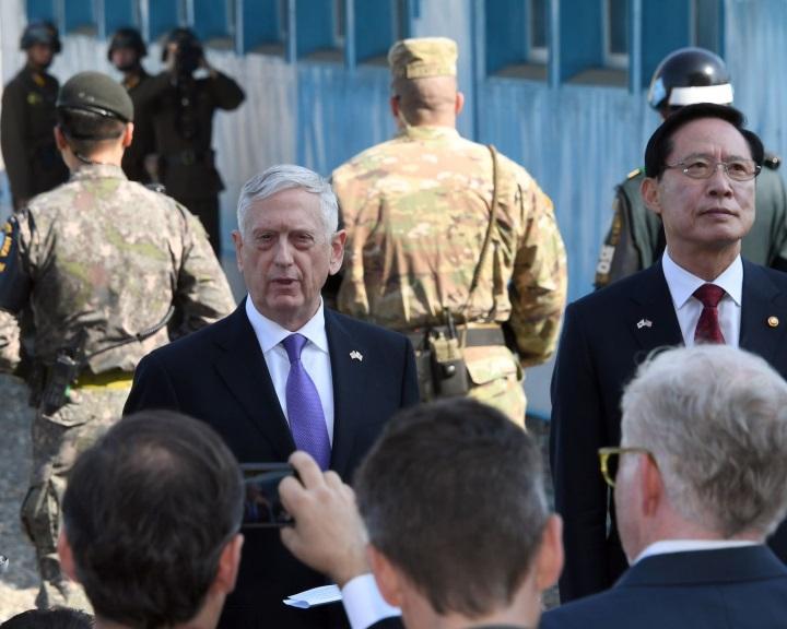 Észak-koreai válság - Washington célzott csapásokat fontolgat