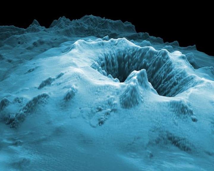 Mélytengeri vulkánkitörés: 100 év óta ez volt a legnagyobb