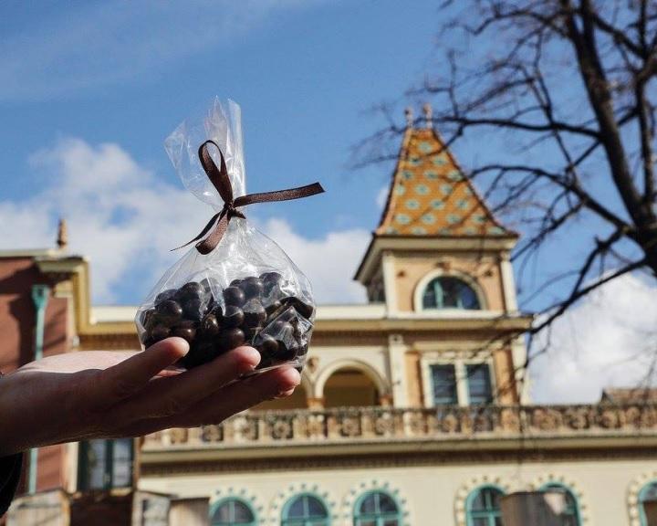 Tizennyolc kiállító a hatodik Pécsi Csokoládé Karneválon