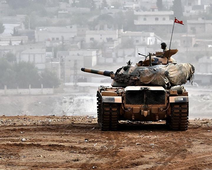 Török védelmi miniszter: az afríni hadművelet gyakorlatilag megkezdődött
