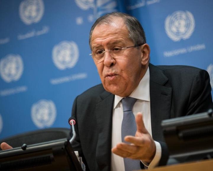 Lavrov: Vége az iráni atomalkunak, ha az USA egyoldalúan felmondja a szerződést