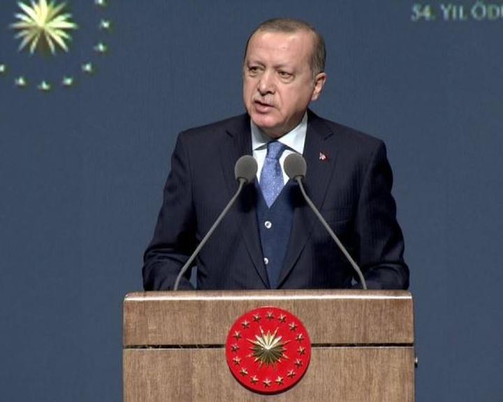 Erdogan: Ankara nem lép vissza az afríni hadművelettől