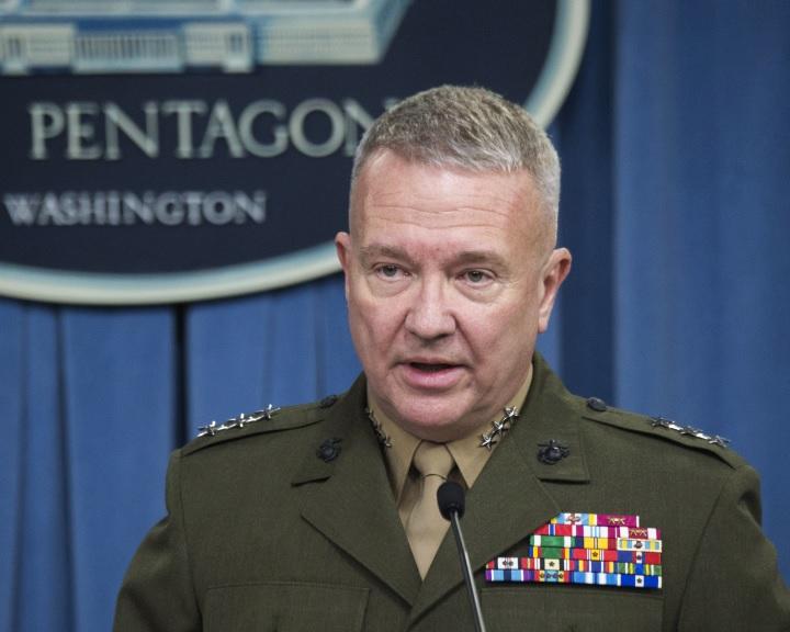 Pentagon: Washington biztonsági zóna létrehozásáról tárgyal Ankarával