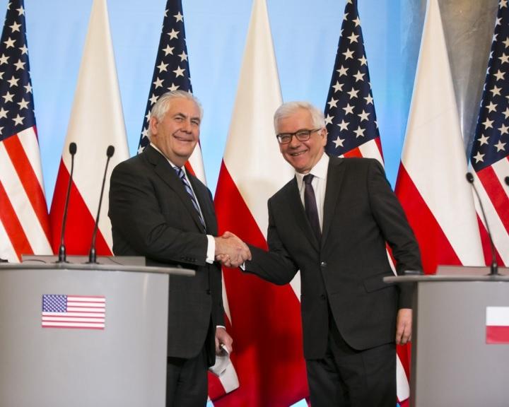 Tillerson: az Északi Áramlat-2 gázvezeték aláássa Európa energiabiztonságát