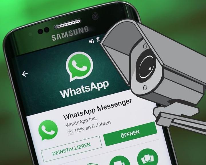Németországban már lehallgatják a WhatsApp-üzeneteket