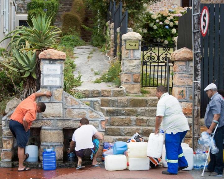 Több millióan maradhatnak víz nélkül Fokvárosban