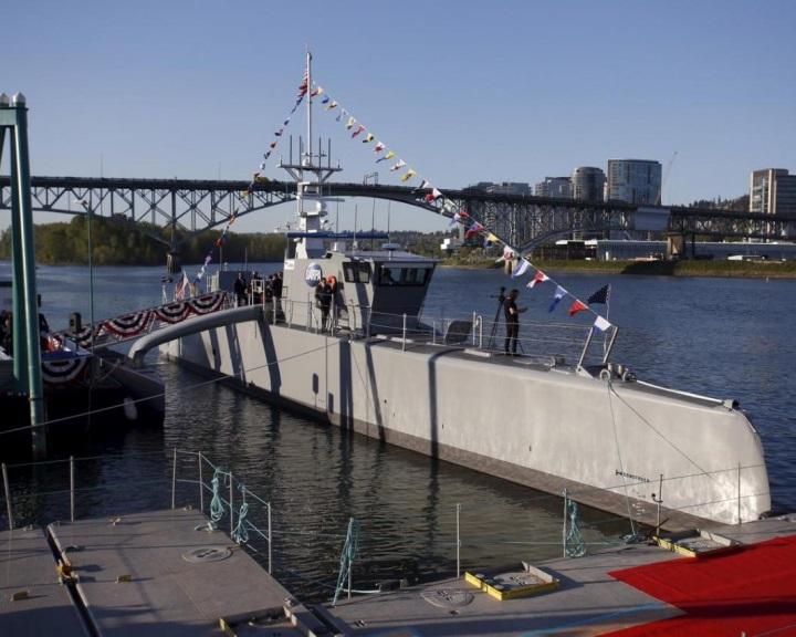 Robothajó erősíti az amerikai haditengerészetet
