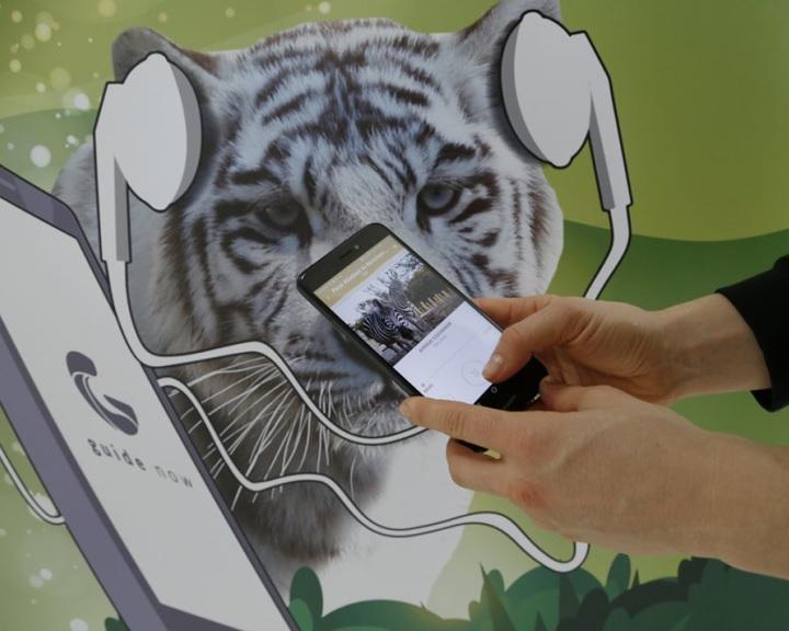 Audio guide rendszert vezettek be a pécsi állatkertben
