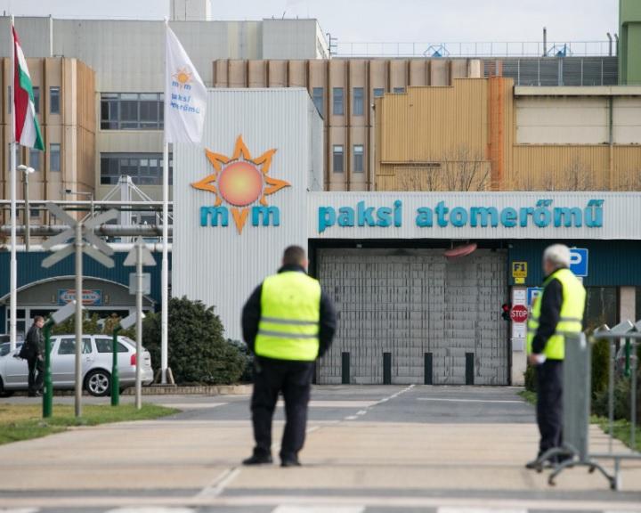 Tovább növelte termelését tavaly a Paksi Atomerőmű