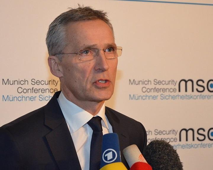 NATO-főtitkár: az Európai Unió nem tudja megvédeni Európát