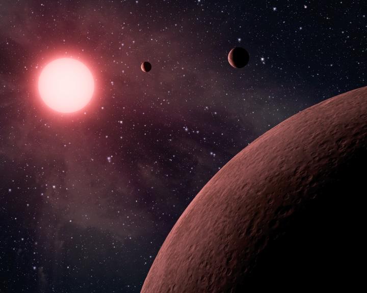 Csaknem száz újabb exobolygót fedeztek fel a kutatók a Kepler űrteleszkóppal