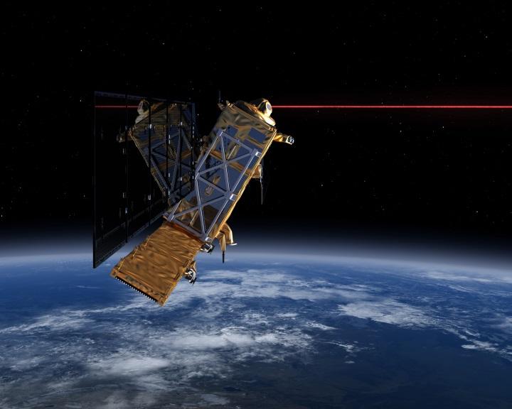 Lézeres adatátvitelt használhatnak az űrben