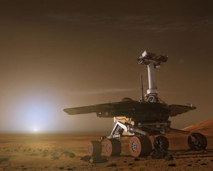 5 ezer marsi napon túl az Opportunity