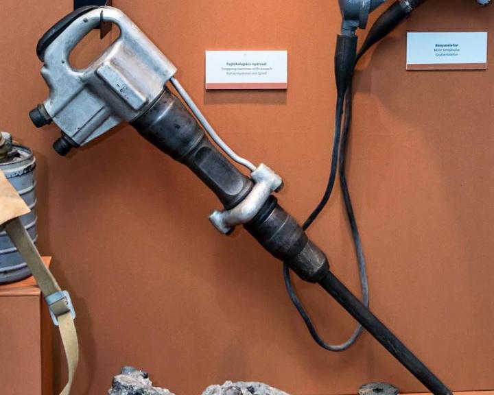 Interaktív játékok, foglalkoztató a megújult Mecseki Bányászati Kiállításban