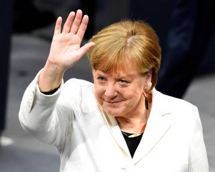Megalakult Angela Merkel negyedik kormánya