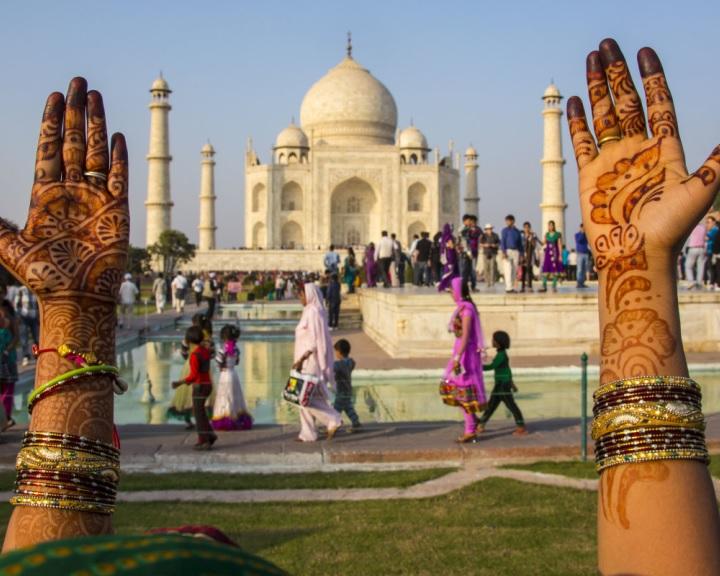 Nemzetközi Tavasz programsorozata - India Nap