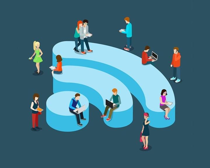 Megkezdődött a regisztráció az ingyenes wifi-hozzáférési pontok létesítésére