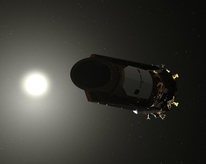 Búcsúzik a Kepler-űrteleszkóp