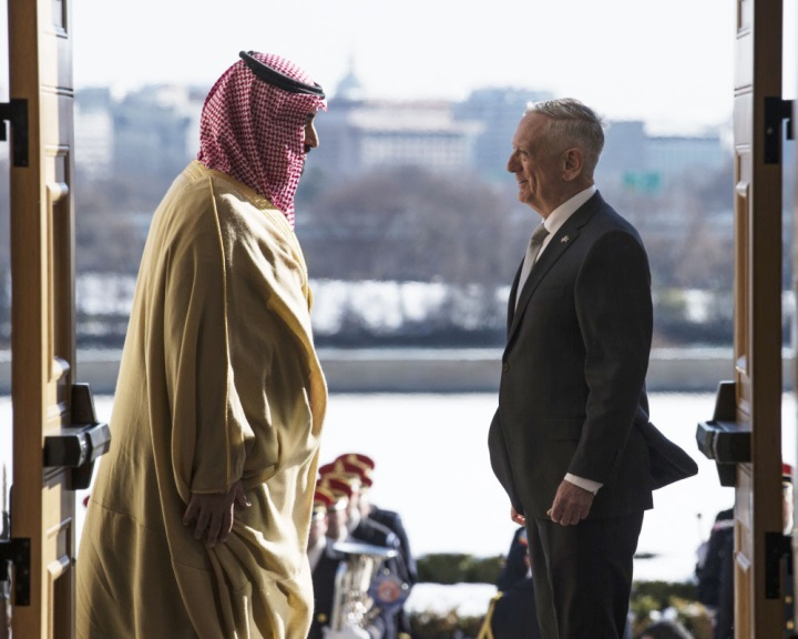 USA: 670 millió dolláros fegyvereladást hagytak jóvá Szaúd-Arábiának