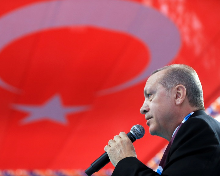 Erdogan: az EU-tagság Törökország számára továbbra is stratégiai cél