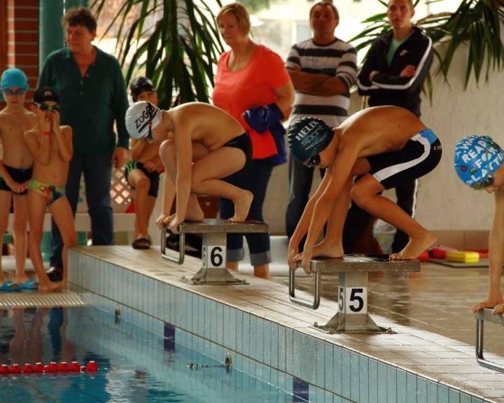 XVI. Hélix-Rati Kupa úszóverseny
