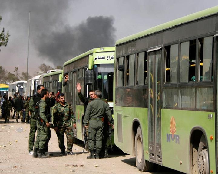 Moszkva szerint nem történt vegyi támadás Dúmában