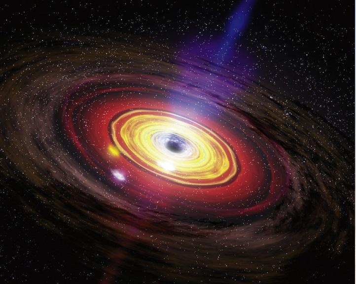 Több ezer fekete lyuk lehet a Tejútrendszer középpontjában