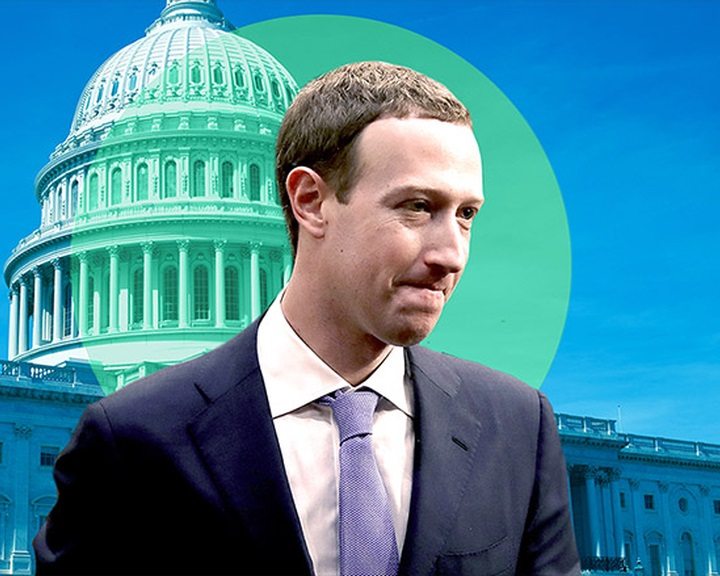 A Facebook vezetője elkerülhetetlennek tartja az internet szabályozását