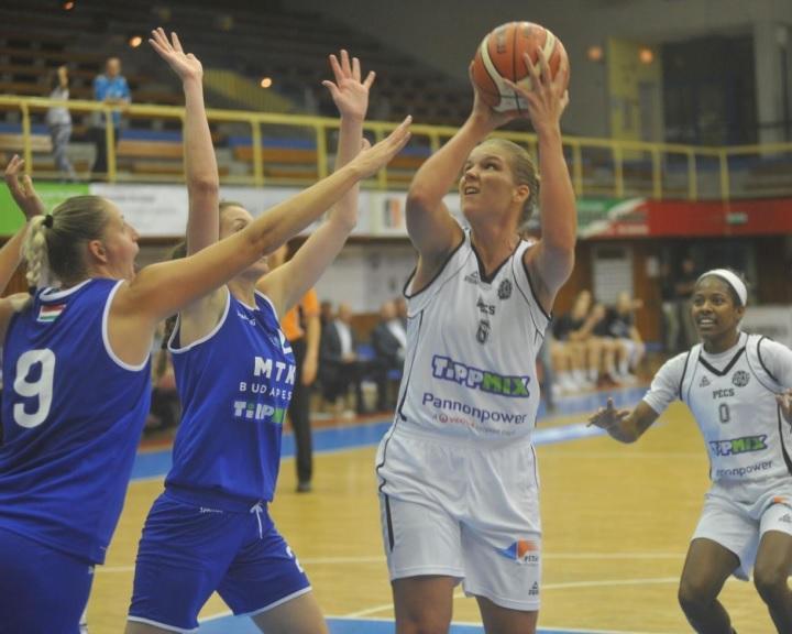 Tárgyalnak a két pécsi női kosárlabdacsapat együttműködéséről
