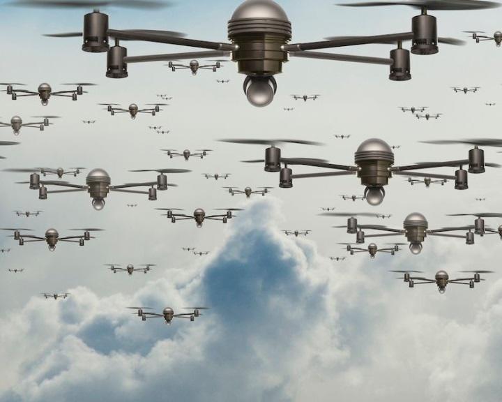 Legyőzhetetlenek az intelligens harci drónok