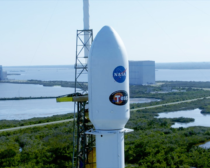 Elindult a NASA új bolygóvadásza