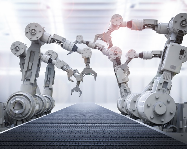 Könnyebb lesz átállítani más termékek gyártására a robotokat