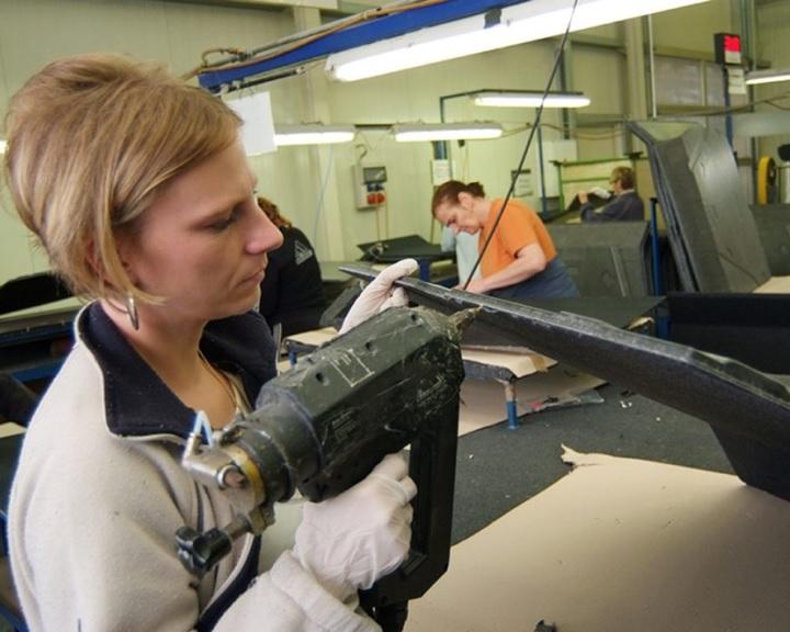 Új termék gyártásába kezd a pécsi Honsa Kft.