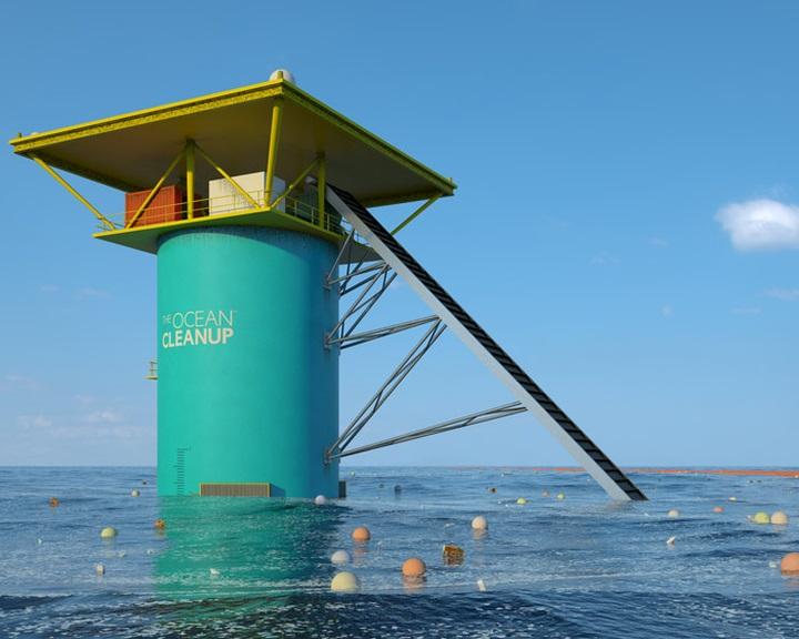 Hamarosan munkába áll a világ első óceántisztító gépe